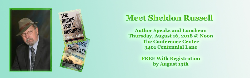 Sheldon Russell Luncheon August 16th