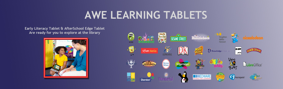 AWE Learning Tablets