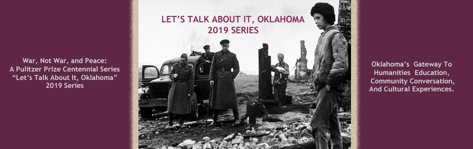 Let's Talk About It, Oklahoma 2019 Sereis