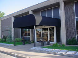 Woodward Public Library - current building