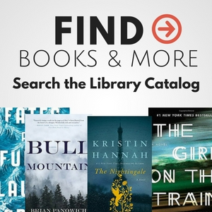 find books and more: search the library catalog