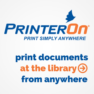 Printer On helps you print at the library