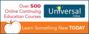 Universal Class: Online continuing education