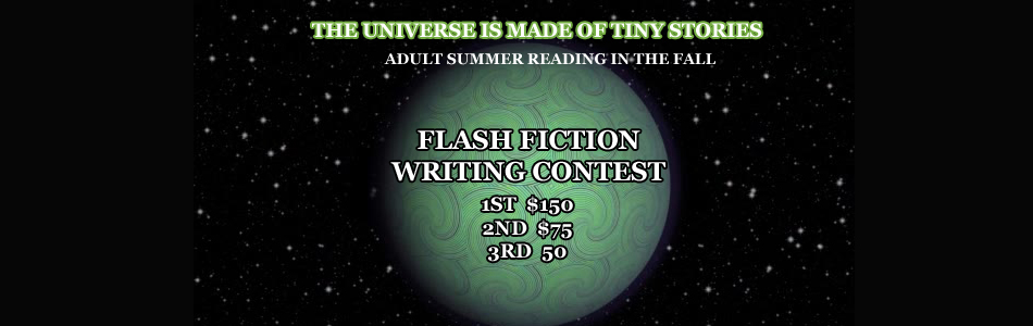 Flash Fiction Writing Contest
