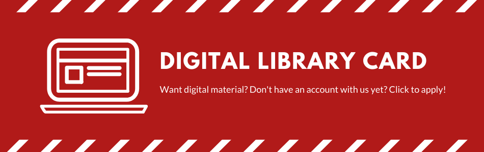 Apply for a Digital Library Card